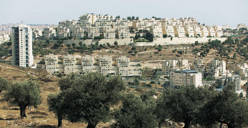 הר חומה (צילום: אוליבייה פיטוסי)