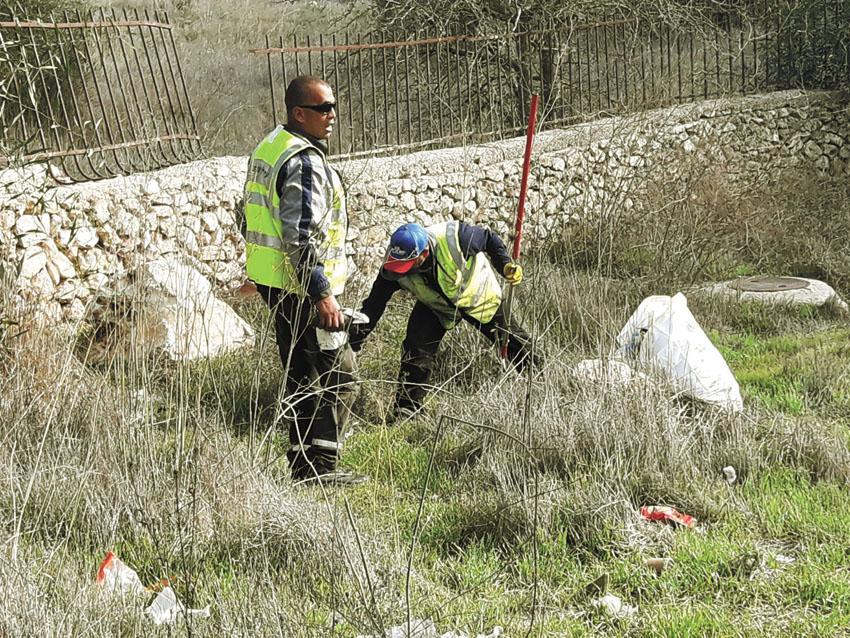 עמק המצלבה (צילום: עיריית ירושלים)
