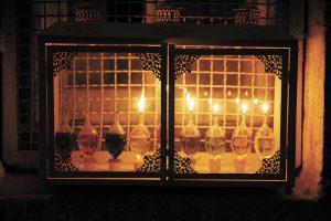 חנוכה בעיר העתיקה וברובע היהודי (צילום: הקרן למורשת הכותל)