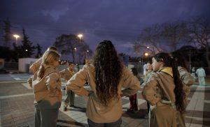 תנועת הצופים (צילום: דניאל צ'צ'יק)