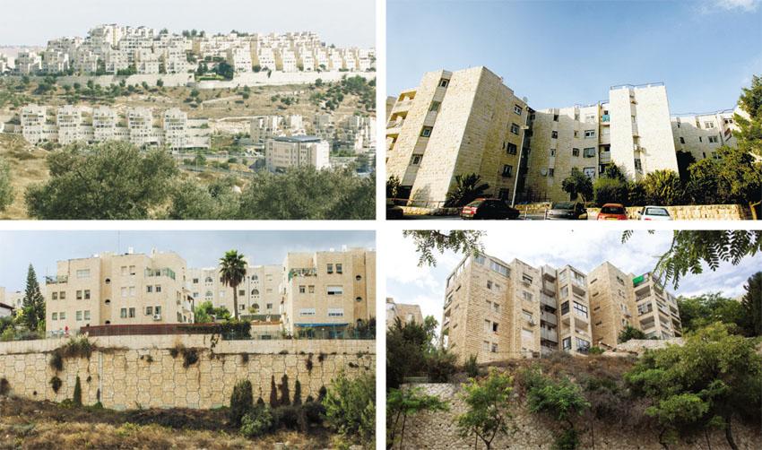 עדכני ירושלים: מפת מחירי הדירות בשכונות העיר   כל העיר ירושלים HZ-49