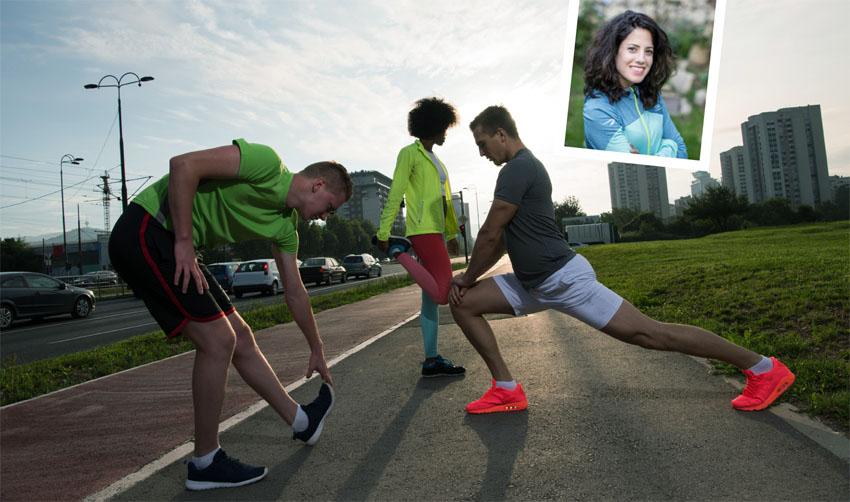 רצים, רותי זינדל אוכמן (צילומים: אילוסטרציה א.ס.א.פ קריאייטיב/INGIMAGE, פרטי)