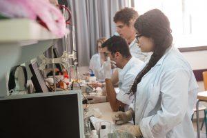 התיכון הישראלי למדעים ולאמנויות (צילום: בני דויטש)