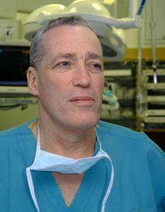 פרופ' אבי ריבקינד (צילום: הדסה)