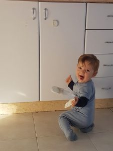 ארון הממתקים של המטבח של לילי בן עמי (צילום: לילי בן עמי)