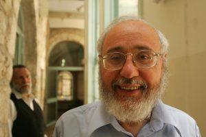 """הרב ד""""ר דניאל טרופר (צילום: קובי גדעון)"""