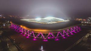 איצטדיון סמי עופר בחיפה (צילום: אלדד אלוני)