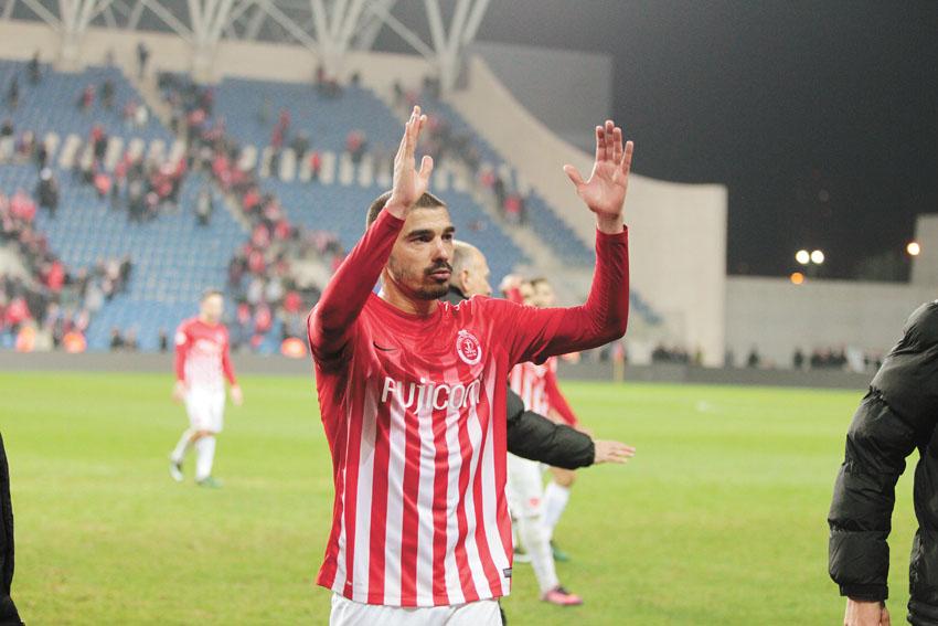 חסן אבו זייד (צילום: ניר קידר)