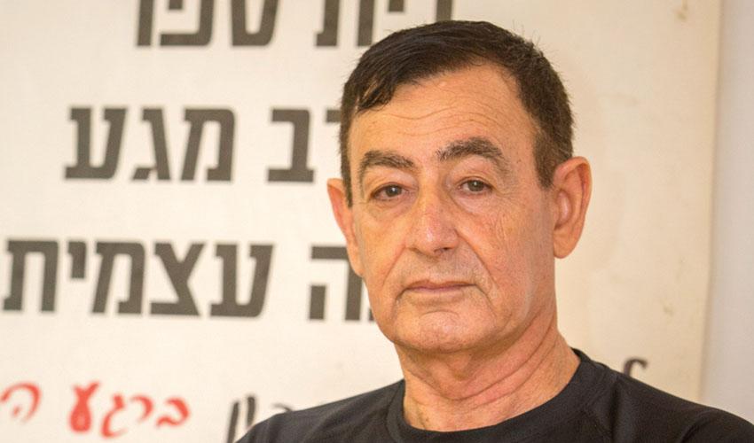 יוסי שמואלי (צילום: אורן בן-חקון)