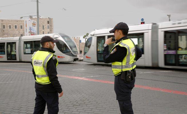 היערכות משטרתית לחורף (צילום: דוברות המשטרה)