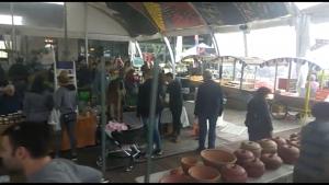 """שוק הפליאו במתחם התחנה (צילום יח""""צ מתחם התחנה)"""