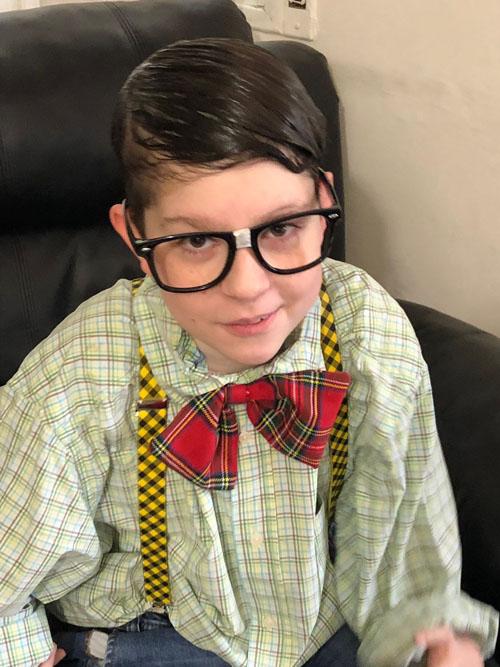 אורי תרזי, 10, שכונת גילה