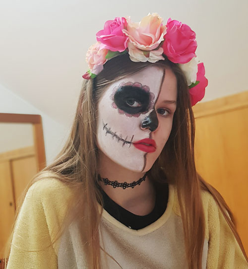 אליענה סמיאניקוב, 14, פסגת זאב