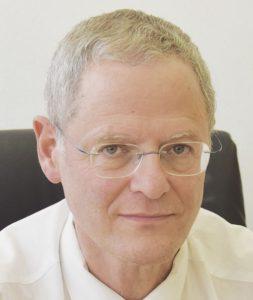 פרופ' מיכאל גליקסון (צילום: דוברות שערי צדק)