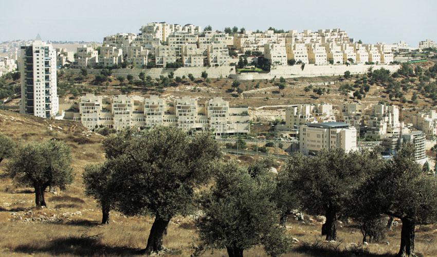 שכונת הר חומה (צילום: אוליבייה פיטוסי)