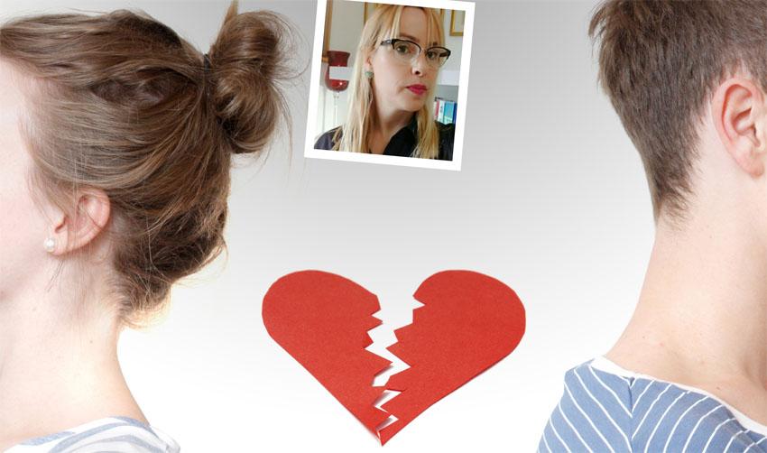 זוג מתגרש, שרון בן דור (צילום אילוסטרציה:עצמי, א.ס.א.פ קריאייטיב/INGIMAGE)