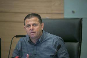 חבר הכנסת איתן כבל (צילום: אוליבייה פיטוסי)
