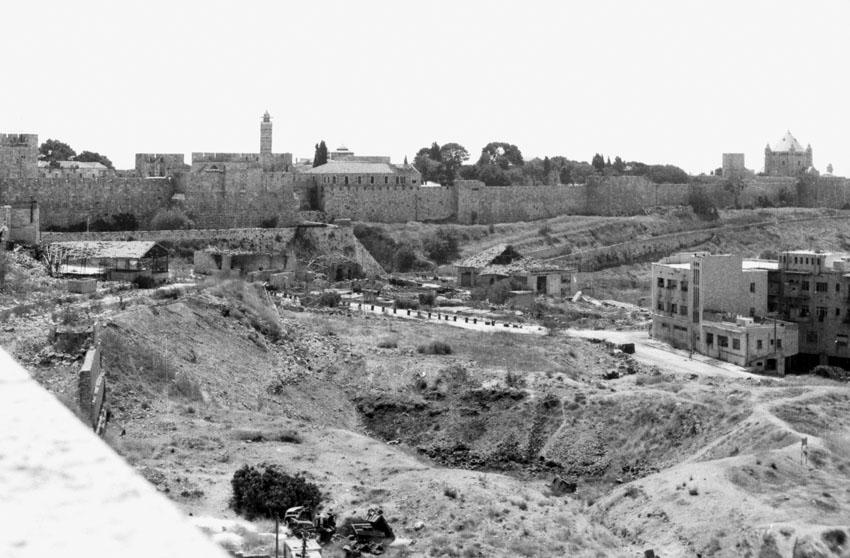 ירושלים (צילום: Etan J Tal)