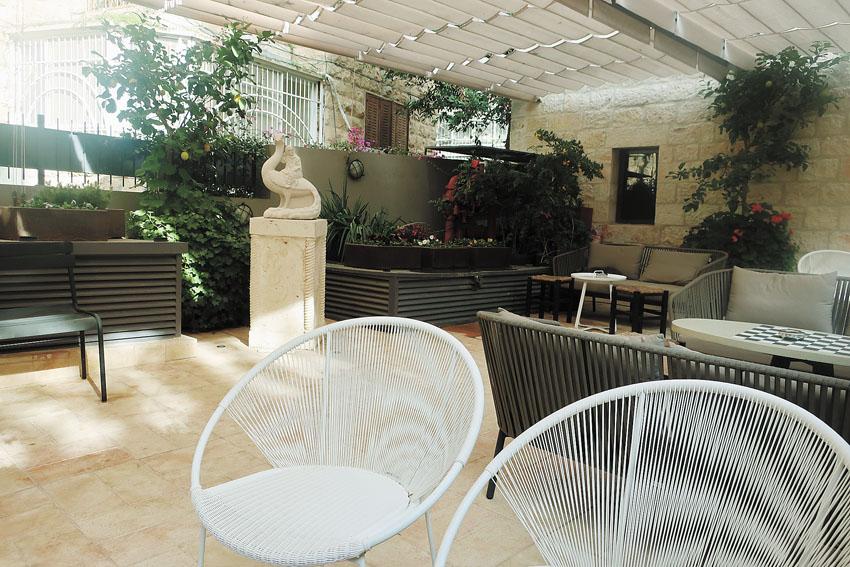 """מלון בצלאל (צילום: יח""""צ)"""