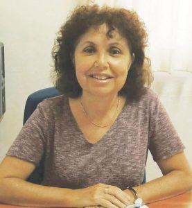 """נטלי טימסיט - מנהלת היחידה לתזונה ודיאטה 'כללית' מחוז ירושלים (צילום: דוברות """"כללית"""")"""