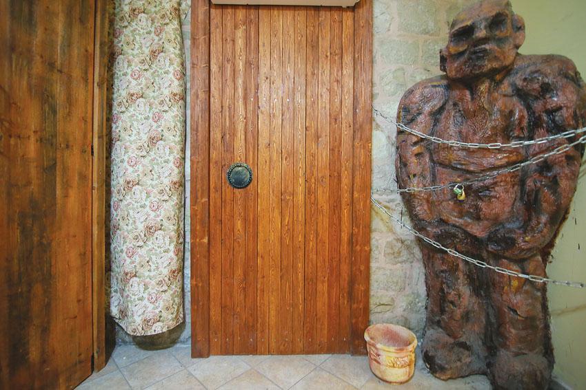 סיקרט רום סודו של הענק (צילום: ארנון בוסאני)