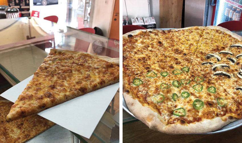 פיצה רומי (צילומים: ספי עזרא)