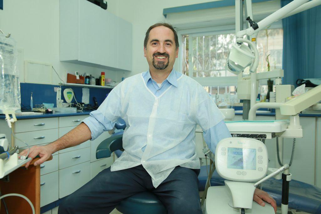 """ד""""ר אריאל כהן (צילום: ארנון בוסאני)"""
