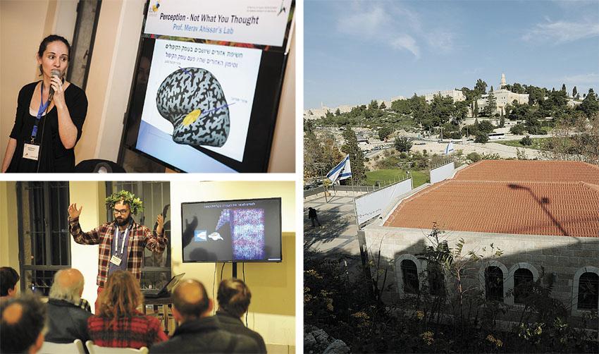 הסינמטק, מתוך אירועי שבוע האמנות והמוח בשנה שעברה (צילומים: ברונו שביט, אורן בן-חקון)