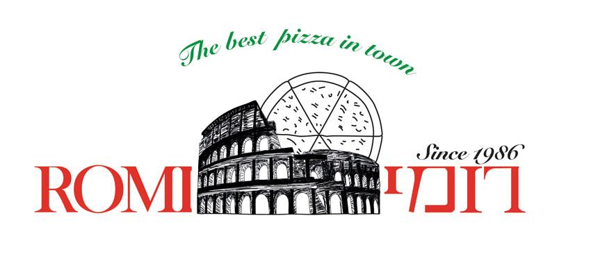 לוגו פיצה רומי
