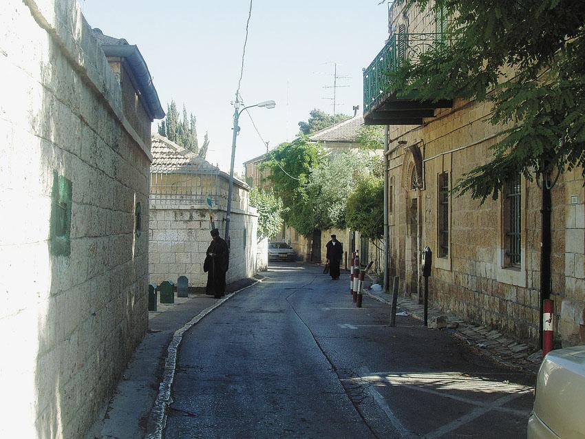 רחוב אתיופיה (צילום: Magister)