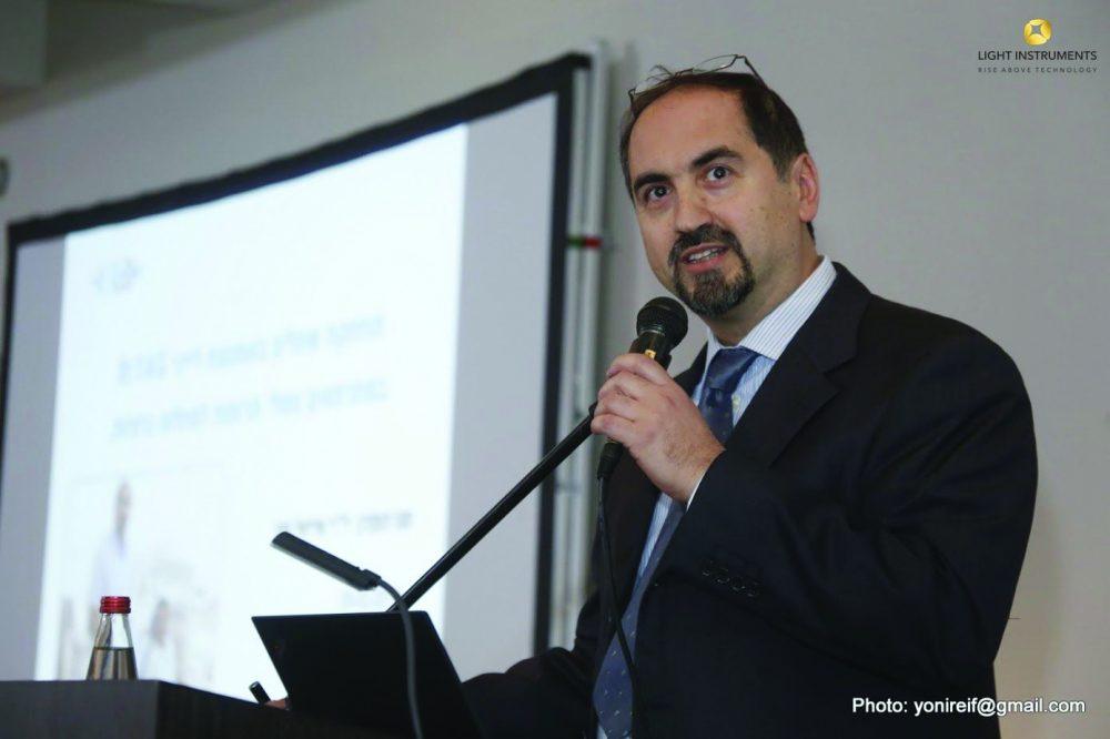 """ד""""ר אריאל כהן (צילום: יוני רייף)"""