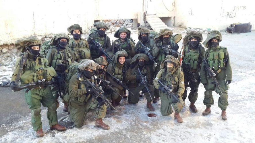 """חיילי מילואים (צילום: דובר צה""""ל)"""