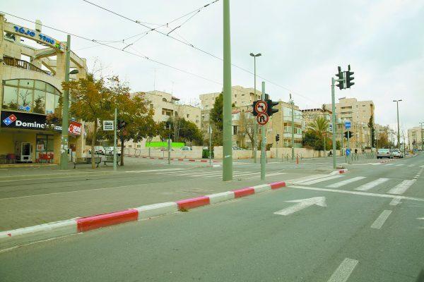 שדרות הרצל, בית הכרם (צילום: ארנון בוסאני)