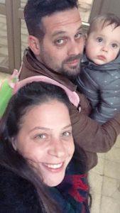 עינב בר כהן, אסף כהן ויובל (צילום: פרטי)