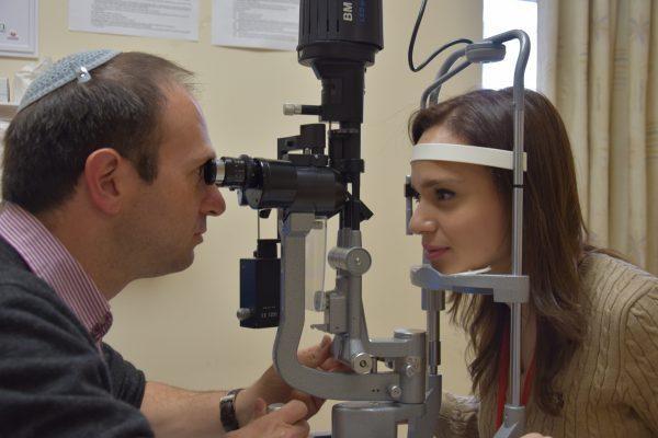"""ד""""ר דיויד סמג'ה (צילום: דוברות המרכז הרפואי שערי צדק)"""