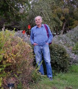 מנחם לוסטיגמן (צילום: דוברות המשטרה)