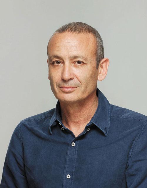 אבי סבג (צילומים: אסף אלבוחר)