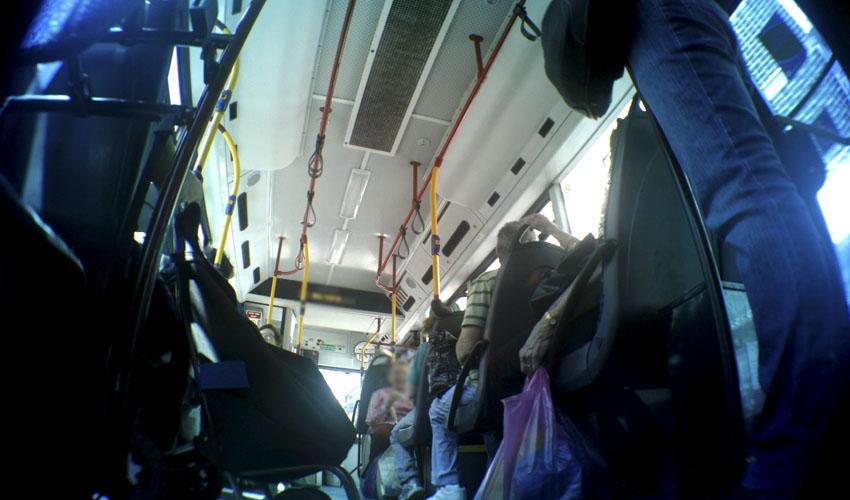 אוטובוס (צילום: ניר קידר)