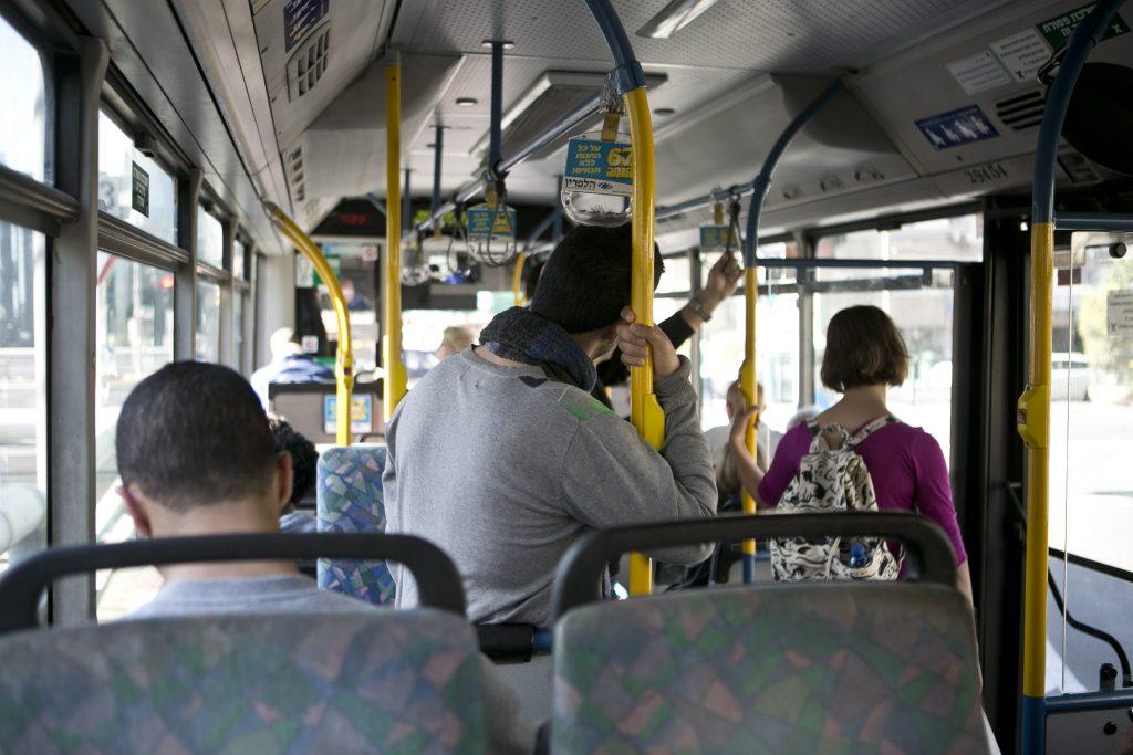 אוטובוס (צילום אילוסטרציה: עופר וקנין)