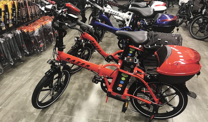 אופניים (צילום: באדיבות UBIKE)