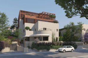 שגרירות ירדן ההיסטורית (צילום: באדיבות קופרשטוק אדריכלים)