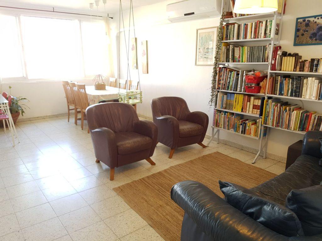 הדירה ברחוב קולומביה, קרית מנחם (צילום: אייל שאולוף)