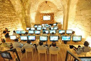 המסע לירושלים (צילום: קרן למורשת הכותל המערבי)