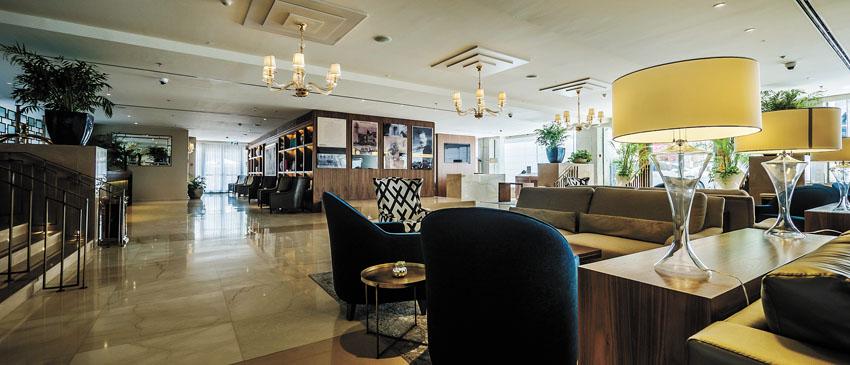 מלון הרברט סמואל (צילום: איתי סיקולסקי)
