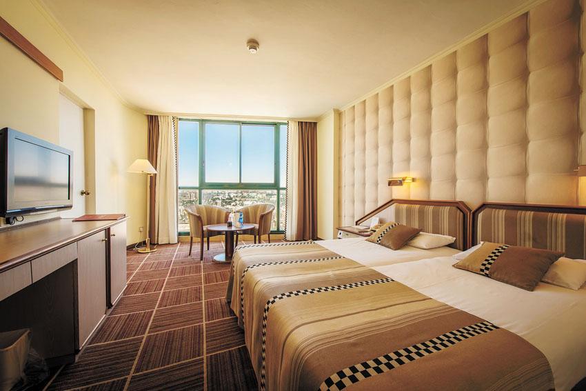 מלון רימונים שלום (צילם: שרון בראון)