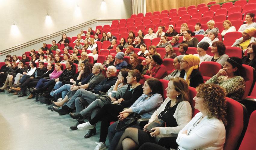 מפגש צוותי החינוך לגיל הרך (צילום: עיריית מעלה אדומים)