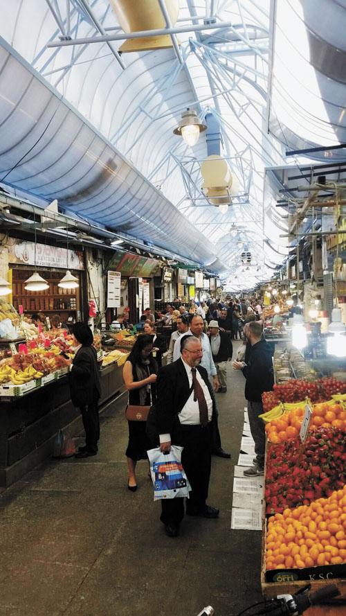 שוק מחנה יהודה (צילום: נינו פרץ)