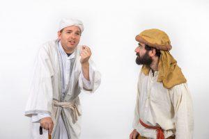 סיפורי גוחא. פסח במוזיאון לאמנות האסלאם (צילום נועם פיינר)