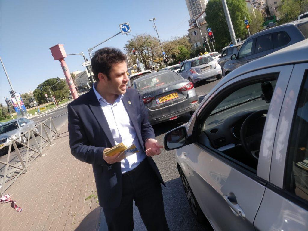 עופר ברקוביץ, השבוע (צילום: התעוררות)