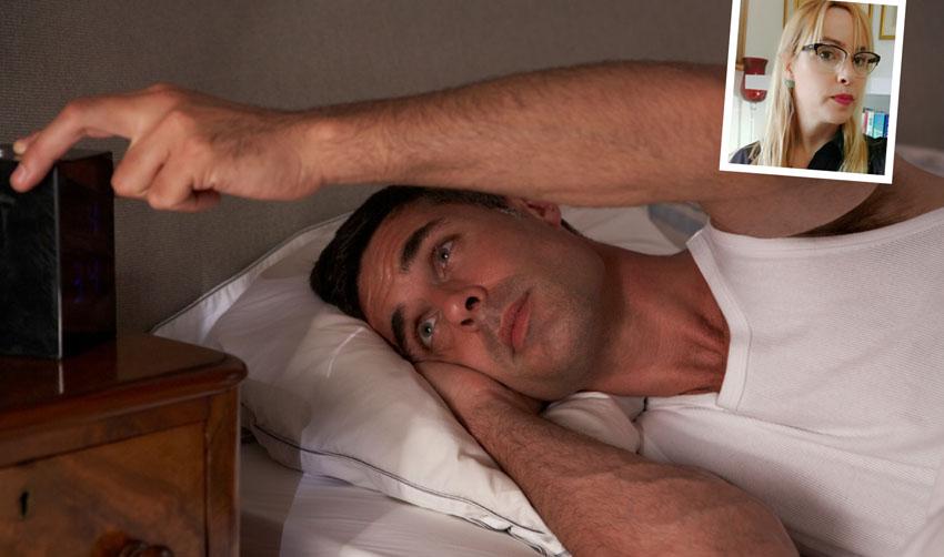 שרון בן דור, אילוסטרציה של שינה (צילום אילוסטרציה: עצמי, א.ס.א.פ קריאייטיב/INGIMAGE )